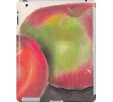 Temptation fruit iPad Case/Skin