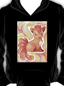 watercolor vulpix T-Shirt