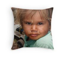 Jayden II Throw Pillow