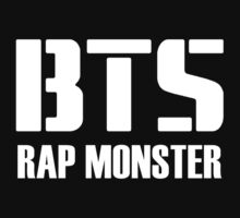 BTS/Bangtan Boys - Rap Monster by PaolaAzeneth