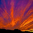 Colourful morning in Tumut by John Vandeven