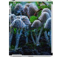 Bed of Mushrooms iPad Case/Skin