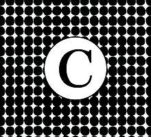C Bubble by MonogramMonkey