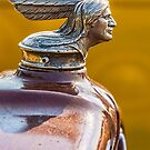 1929 Pontiac Hood Ornament by kenmo
