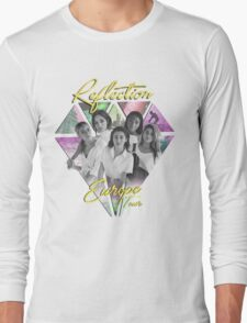 Fifth Harmony // Reflection European Tour (Yellow) Long Sleeve T-Shirt
