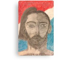 THE  MAN  Canvas Print