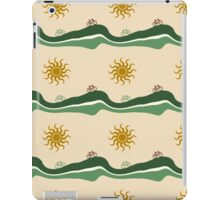 Bikes Pattern Art iPad Case/Skin