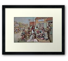 The Children's Picture Book Framed Print