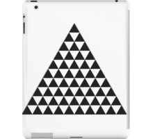 Triangle Blocks iPad Case/Skin