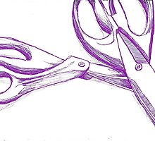 Save your scissors by Marie-Pascale Lafreniere