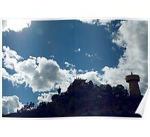 Under the Shangri-La Sky Poster