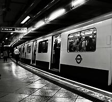 Mind the Gap  by larry flewers
