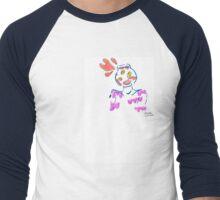 bowl cut Men's Baseball ¾ T-Shirt