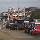 Lincolnshire Poacher & Peterborough Beer Festival IV Lifeboats - Skegness by Stephen Willmer
