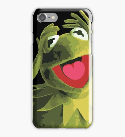 I Feel a Muppet Arm Flail Coming On! iPhone Case/Skin