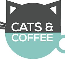 Cats and Coffee by Sydney Koffler