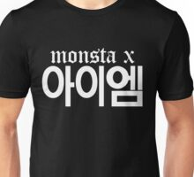 Monsta X I.M Name/Logo 2 Unisex T-Shirt