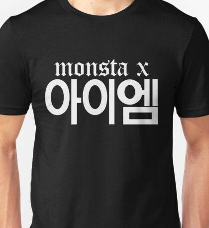 Monsta X I.M Name/Logo 2 Unisex T-Shirt