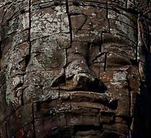 The Other Face Of Buddha by phil decocco