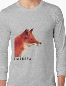 Emarosa Versus Fox Long Sleeve T-Shirt