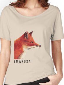 Emarosa Versus Fox Women's Relaxed Fit T-Shirt