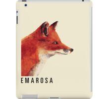 Emarosa Versus Fox iPad Case/Skin