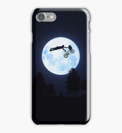 Riding the Kuwahara BMX. Like A Boss! iPhone Case/Skin