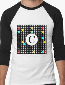 C Starz Men's Baseball ¾ T-Shirt