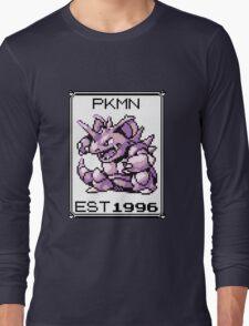 Nidoking - OG Pokemon Long Sleeve T-Shirt