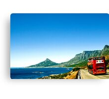 Camps Bay South Africa Canvas Print