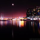 Melbourne Docklands by Anthony Hennessy
