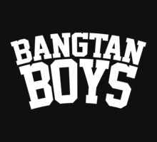 BTS/Bangtan Boys - University/Football Style 2 by PaolaAzeneth