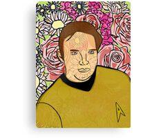 Kirk Bouquet Canvas Print