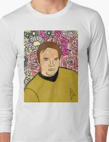 Kirk Bouquet Long Sleeve T-Shirt