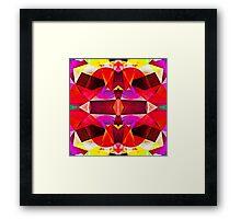 Symphony of Color Framed Print