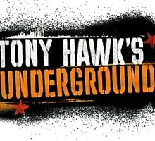 Tony Hawk Underground by PenguinLink