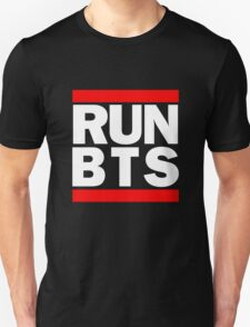 BTS Bangtan Boys 'RUN BTS' T-Shirt
