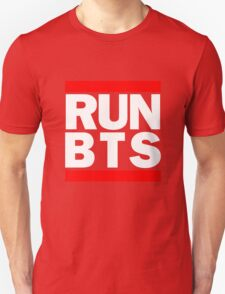BTS Bangtan Boys 'RUN BTS' Unisex T-Shirt
