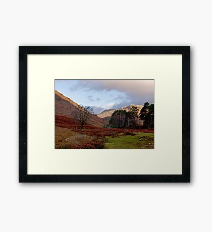 The Beauty of Wasdale Framed Print