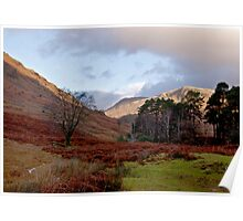The Beauty of Wasdale Poster