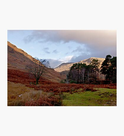 The Beauty of Wasdale Photographic Print
