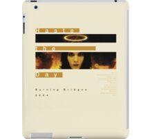 Haste the Day Burning Bridges iPad Case/Skin