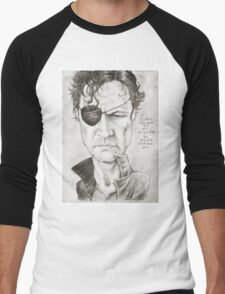 Walking Dead The Governor by Sheik Men's Baseball ¾ T-Shirt