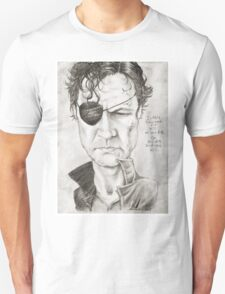Walking Dead The Governor by Sheik T-Shirt