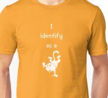 I Identify as a Monkey Unisex T-Shirt
