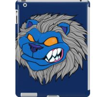 The Mighty Lion iPad Case/Skin