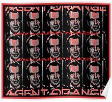 Agent Orange... Poster