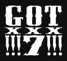 GOT7 !!!7!!! 2 T-Shirt