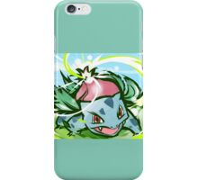 Ivysaur | Solar Beam iPhone Case/Skin