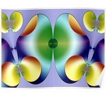 Fractal Jumping Beans  (FSK3825) Poster